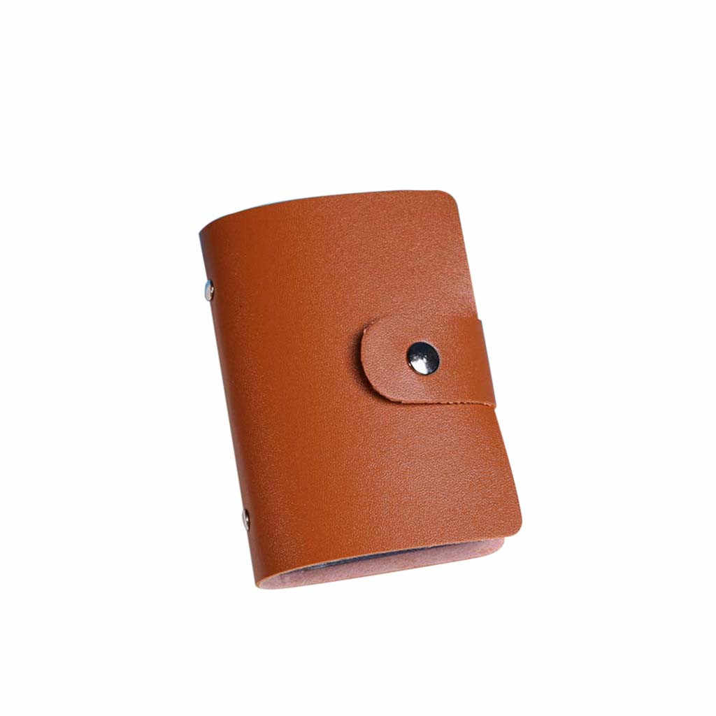 Maison Fabre Bag leather wallet Women Men  wallet for credit cards card holder wallet small magnet leather purse