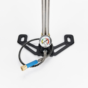 Image 5 - 4500PSI hunting pcp pump 300bar Three stage high pressure paintball air pump 1 piece/lot