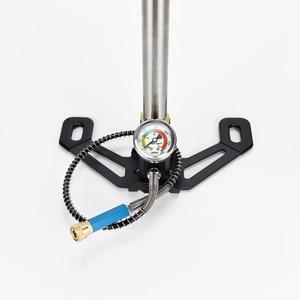 Image 5 - 4500PSI狩猟pcpポンプ300bar 3ステージ高圧ペイントボール空気ポンプ1ピース/ロット