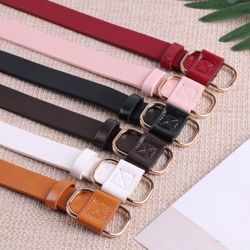 Plus Size Fashion Designer Ladies Luxury Brand Belt Authentic Leather Ladies Trend Retro Punk Student Youth Belts