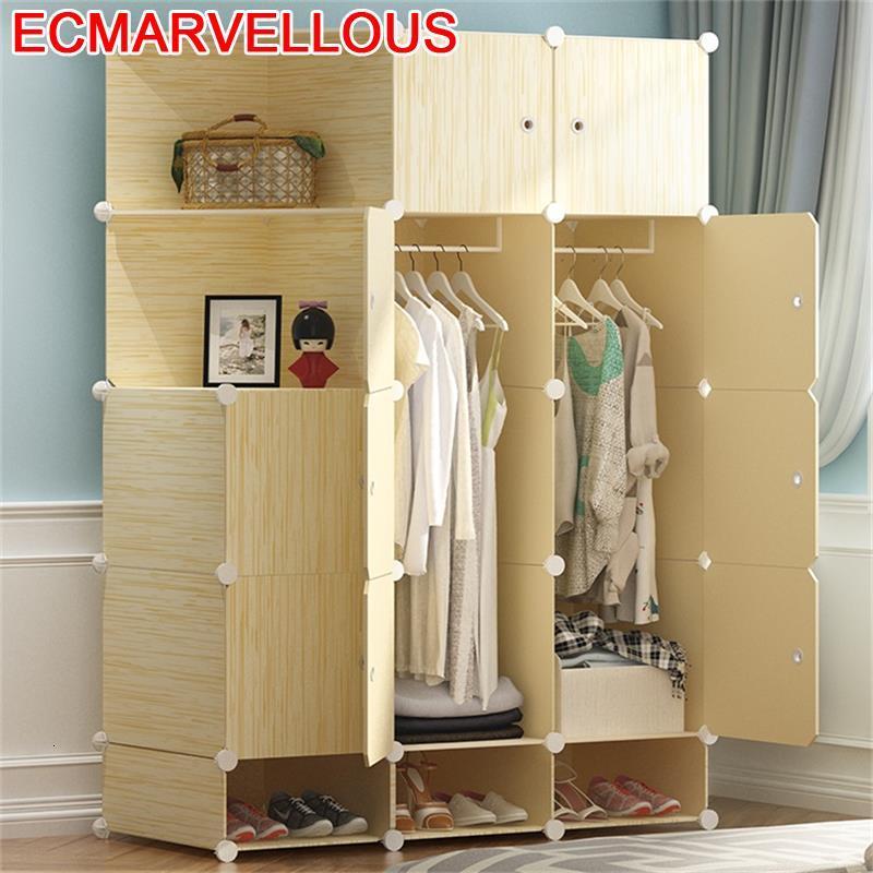 Moveis Mobili Per La Casa Rangement Chambre font b Closet b font Storage Guarda Roupa Bedroom