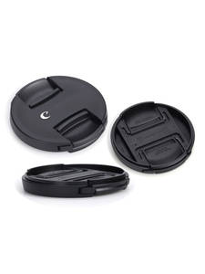Cover Camera-Lens Center-Pinch 82mm Canon Snap-On-Cap Logo 77 72 62 67 58 55 for 49-52