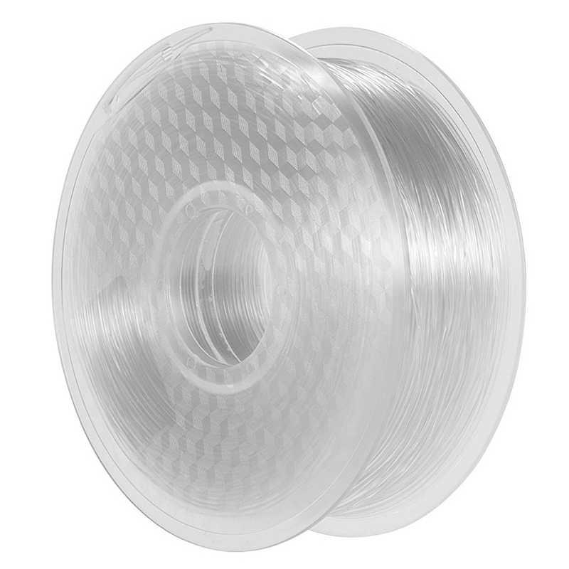 3D yazıcı PETG Filament PETG plastik 1.75Mm 1Kg/rulo 0.2/0.3/0.4/0.6mm nozulları Of Prusa I3 kiti 3D PETG malzeme Filament