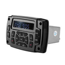 Waterdichte IP66 Stereo Radio 12V Stereo Receiver Voor Marine Boot Met Front Usb Input Am/Fm Audio Bron auxiliary Input Output