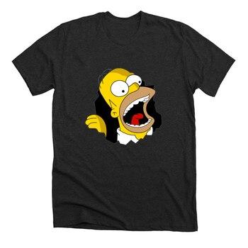 Cute Homer T-Shirt clothes summer top 1