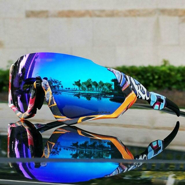 Esportes ao ar livre óculos ciclismo mountain bike bicicleta equitação óculos ao ar livre óculos à prova de vento 2