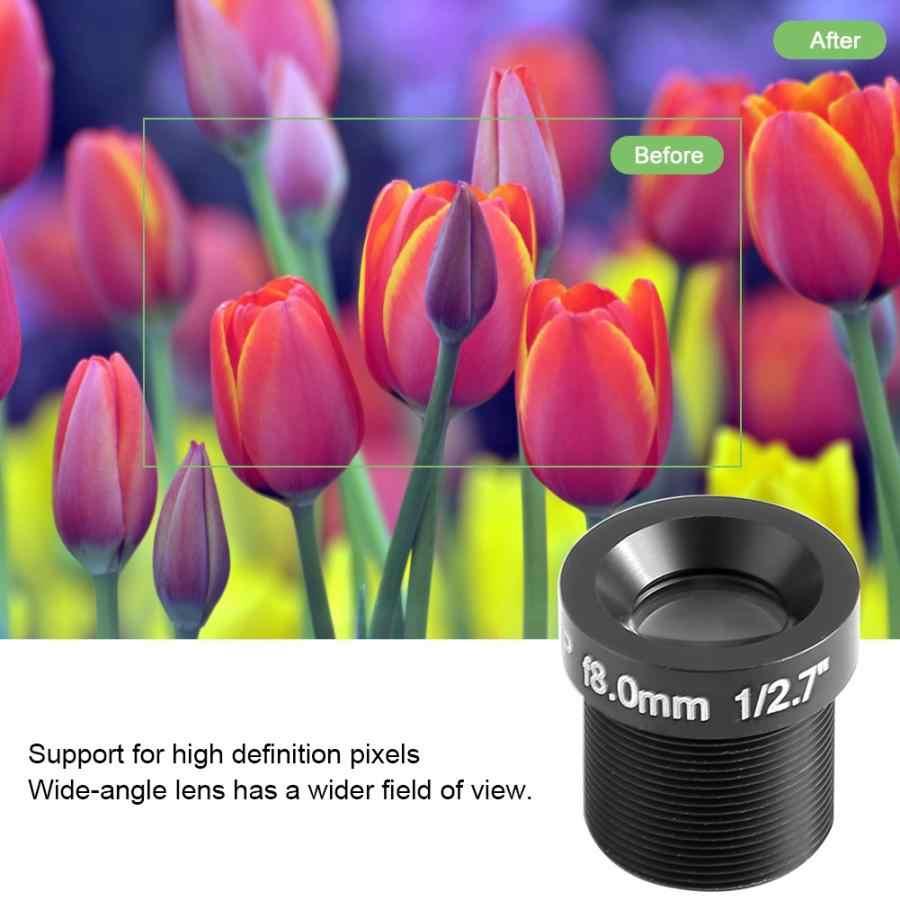 8mm 1080P CCTV obiektyw bezpieczeństwa szeroki kąt zamiennik dla kamery