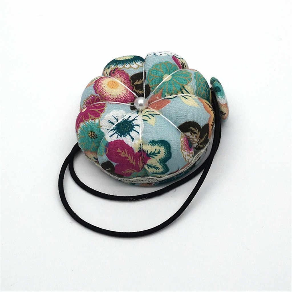 手首ピンクッションミシン DIY クラフト針ピンクッションホルダー縫製キット Pincushions 縫製ピンクッション収納ボックス