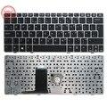 Новая английская клавиатура для ноутбука HP EliteBook 2560 2560p 2570 2570P с серебристой рамкой