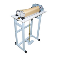 1000CM Sealer Heat Sealing Machine Foot Pedal Impulse Plastic Bag Sealer Shrinking Electric Beverage Packaging Use SF 1000
