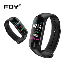 2019 New Simple Smart Men and Womens Bracelet Watch Bluetooth Gauge Heart Rate Sleep Monitoring Multifunctional Care for health