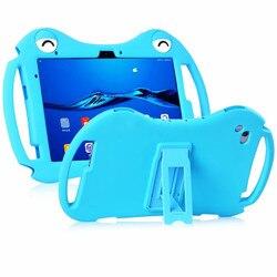 Coque de protection complète en silicone souple pour tablette pour enfant, pour Huawei M5 Lite 10 BAH2-W19, L09, W09 10.1, MediaPad T5 10