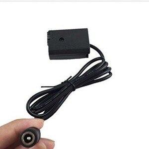 Image 3 - FOTGA 5 فولت USB إلى NP FW50 تيار مستمر مقرنة امدادات الطاقة الدمية بطارية لسوني A6500 A7R2
