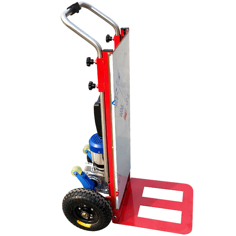TO Guadeloupe Electric Battery Stair Lifting Vehicle Stair Climbing Trolley Stairs Batteries Not Included
