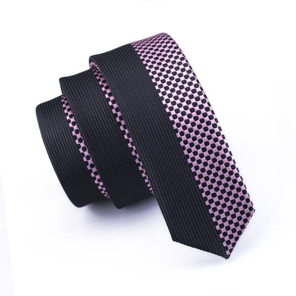 5,5 см Модный тонкий галстук золотого и оранжевого цветов, Шелковый жаккардовый галстук для мужчин, свадебные, вечерние, повседневные, Прямая поставка - Цвет: HH-209
