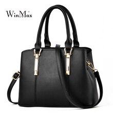 2019 Small Tote Bags For Women Leather Handbags Female Solid Shoulder Bag Ladies Messenger Hand Bags For Women Bolsas Sac Black цена в Москве и Питере