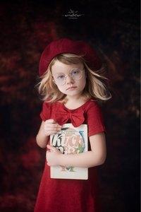 Image 5 - Laeacco telones de fondo para retratos fotográficos para estudio fotográfico, Vintage, degradado, mármol abstracto, patrones Grunge, bebé