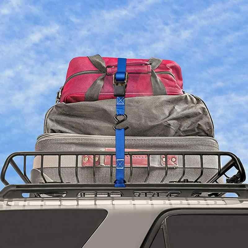 4 pièces moto attaches bagages pansement doux pour voiture moto boucles sangles