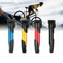 Portable Bicycle type air pump plastic Universal  Mountain Road Bike Cycling Air Inflation Pump bike accessorie