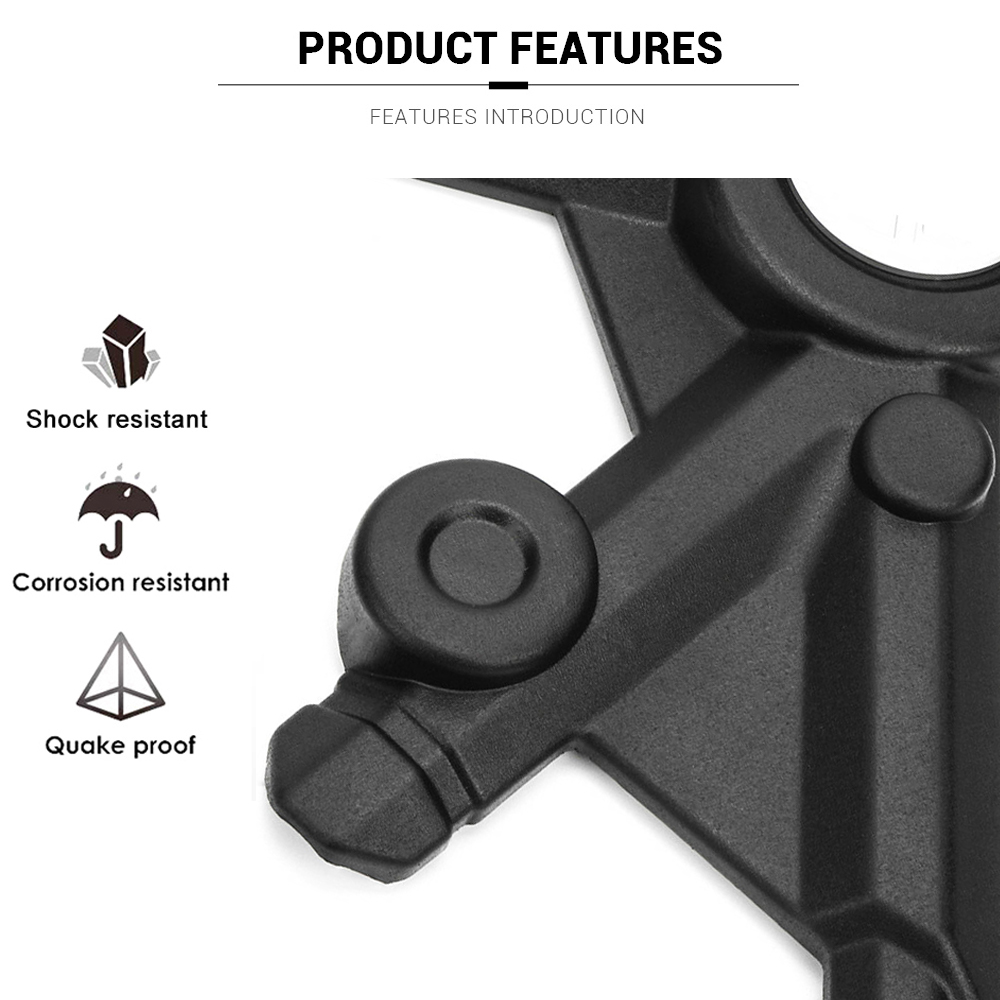cheapest KEMiMOTO For BMW R1200GS LC R1200 GS LC ADV Adventure 2013-2018 Motorcycle Side Frame Panel Guard Protector Cover