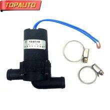 24V Авто нагреватель циркулирующий водяной насос изменение насос принудительного циркуляционный насос двигателя авто аксессуары