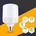 4 шт. E27 светодиодный светильник лампочка переменного тока 220V лампы 5 Вт 10 Вт 15 Вт, 20 Вт, 30 Вт, 40 Вт, 50 Вт, ручная сборка для внутренней и наружной ...