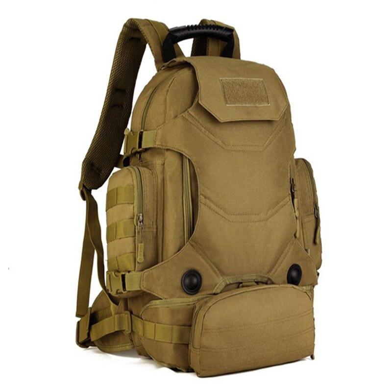 Extérieur 2 Set armée militaire tactique sacs à dos Camping sacs alpinisme sac hommes randonnée sac à dos voyage sac à dos taille Pack