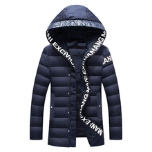 90 white duck down High quality men #8217 s winter jacket thick snow parka overcoat white duck down jacket Men wind down coat 029 cheap JUNGLE ZONE STANDARD G029 REGULAR Casual zipper Full Solid Denim NONE Button Pockets Zippers Polyester Acetate Short 250g-300g