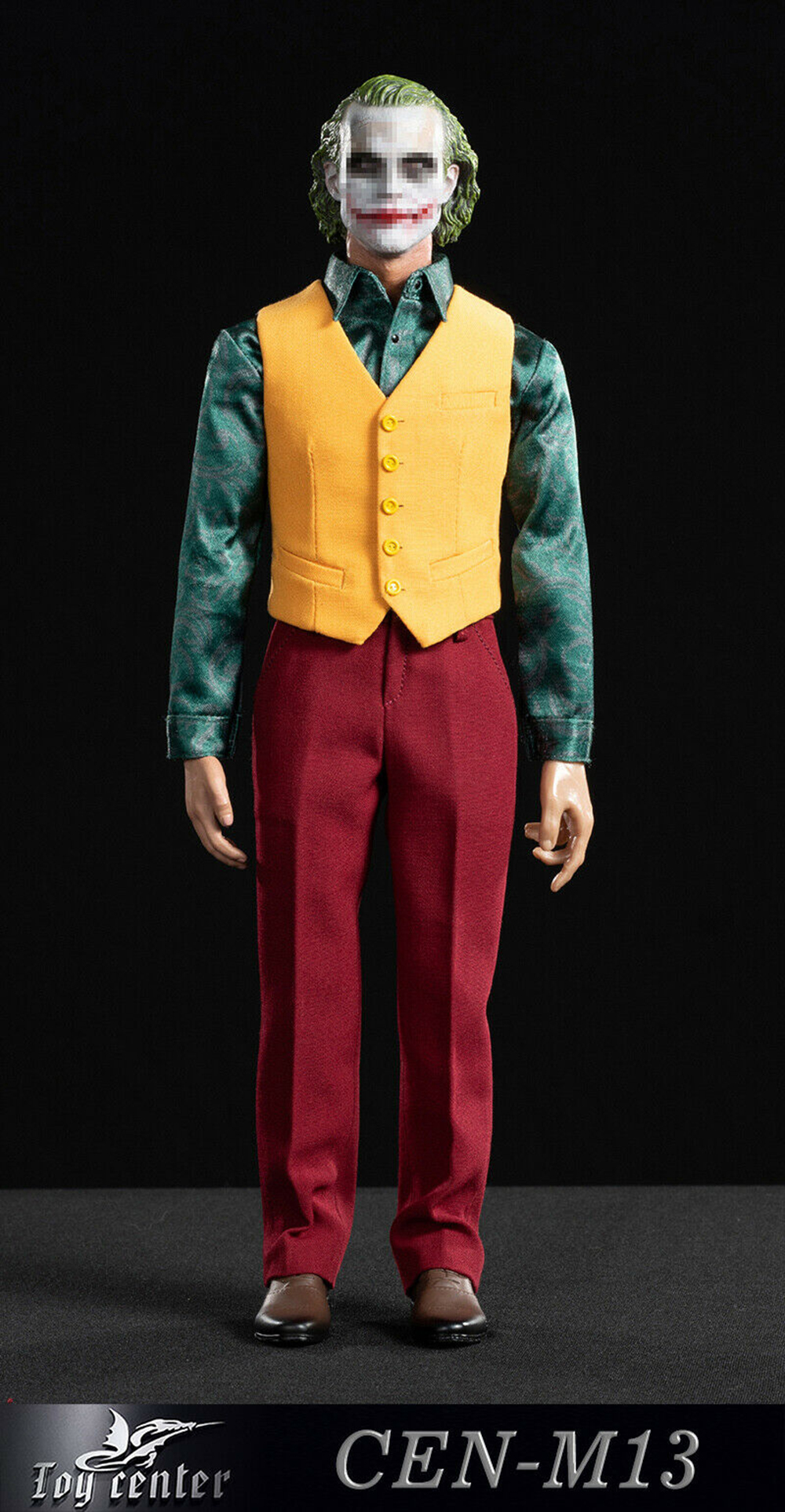 Toy Center 1//6 Casual Male Dress Suit Clothes F 12/'/' Hottoys Figure CEN-M15