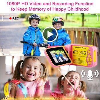 Детская видеокамера Prograce KD180 3