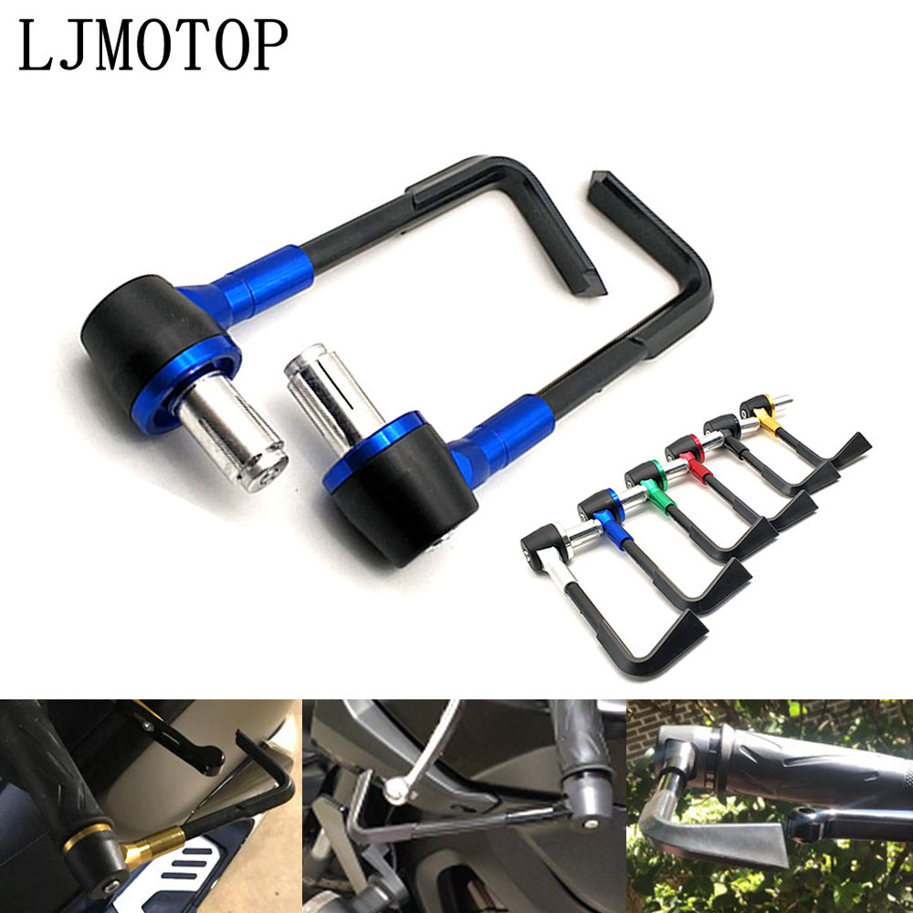 Motorcycle Protector Proguard System Brake Clutch Levers Protect For Yamaha Xt660/x/r/z Tmax 500/530 Xp500 530 Keeway Elegant In Style
