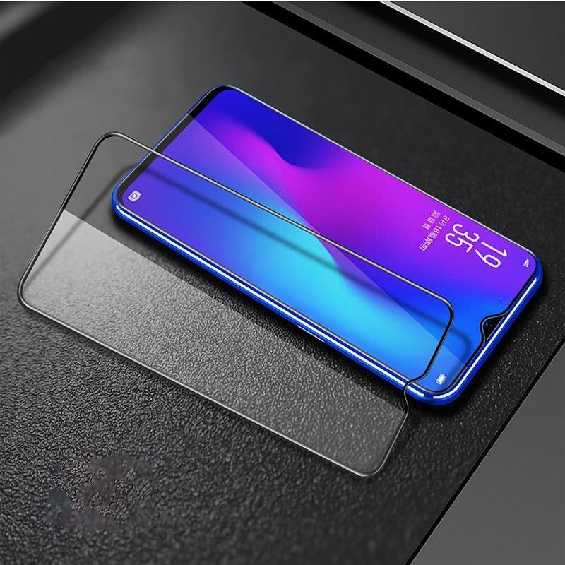 GFAITH For Realme 3 Screen Protector Glass Film 3D Full Tempered Glass Screen For Realme 6 Pro 2 Pro C3 Glass Realme 5 Pro X 6i 2