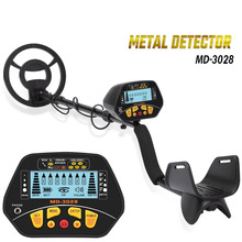 Metal-Detector Pinpointing Treasure Hunter MD-3028 Gold Underground High-Sensitivity