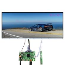 2K HDR LM290WW1 LM250WW1 LM290WW2 LM290WW3 LCD LED sürücü panosu LVDS denetleyici kurulu için DIY FPS RTS 2 * HDMI 1 * DP
