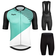 Ralvpha Cycling Jersey Set Breathable Pro Team Racing Sport