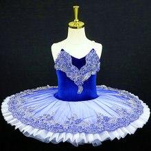 Children's ballet skirt performance Dress Girls' professional Swan Lake dance performance dress children's pengpeng skirt Tutu