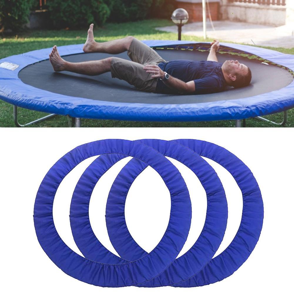 Trampolim suprimentos trampolim proteção capa durável pano