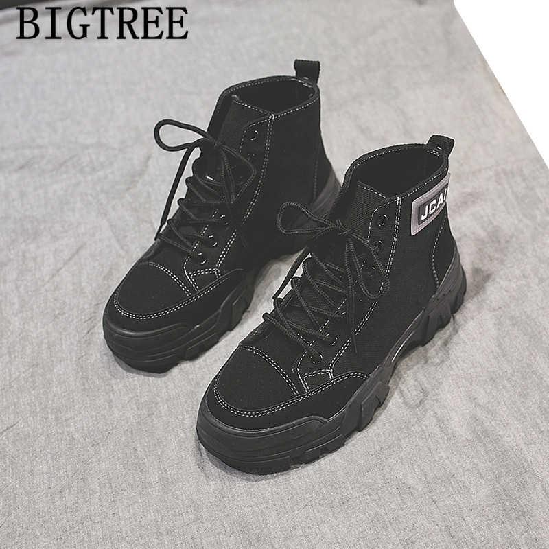 Moda yarım çizmeler kadınlar için siyah çizmeler kadın kar botları kış ayakkabı kadın zapatos de mujer chaussures femme bayan ayakkabi