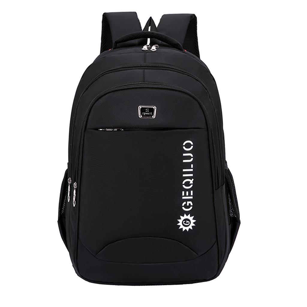 Men 2019 New Backpack Sports Bag Waterproof Nylon Backpack Casual Student Bag School Ladies Female Small Multi-Function Kids
