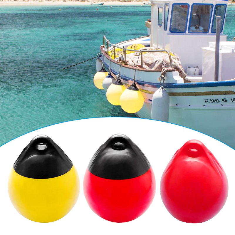 1 Piece Boat Fender Bumper Premium PVC Bumper Dock Shield UV Protection For Inflatable Marine Yacht Boat Fender Mudguard 25x30cm