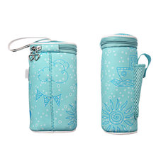 Baby Milk Bottle Warmer Bag USB Heating Baby Bottle Carrying Bags @LS(China)