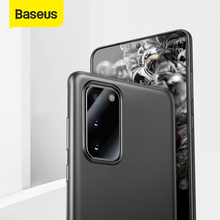 Baseus For Samsung S20 Plus Case 0.4mm Ultra Thin Back Phone Case