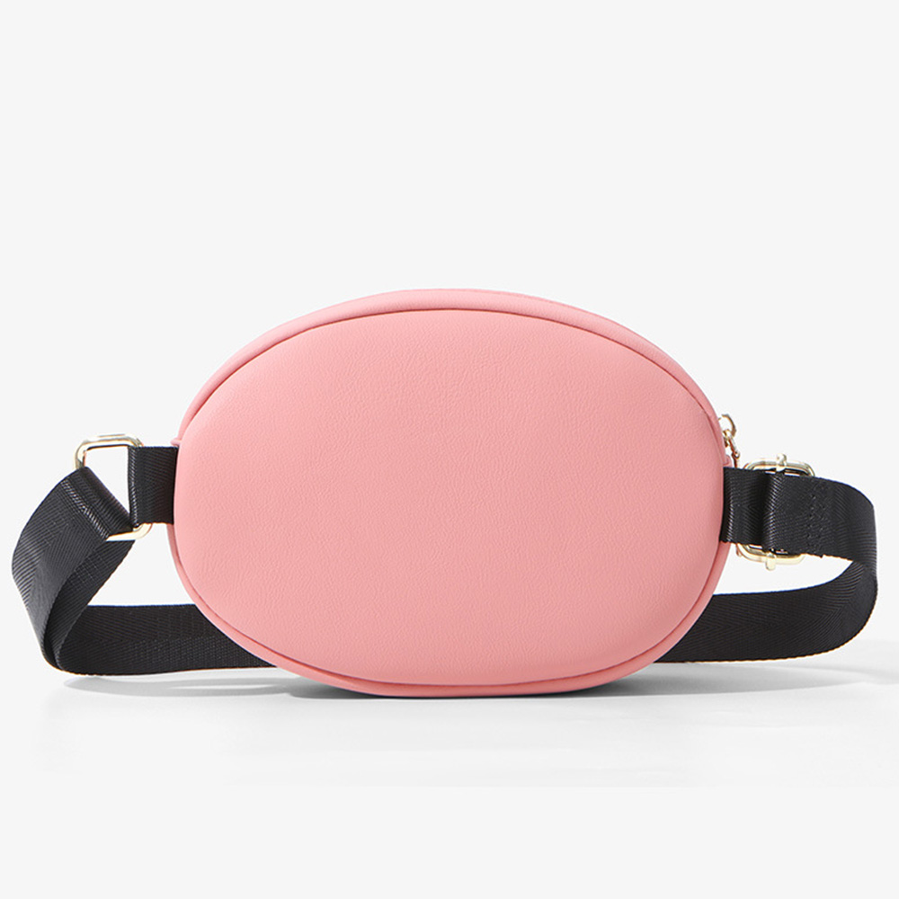 PU Leather Waist Packs Womens Waist Bags Travel Messenger Bags Fashion Designer Women Pink Fanny Packs Men Chest Packs