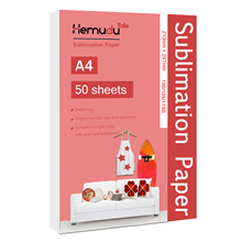 A4 50sheets Sublimation Heat…