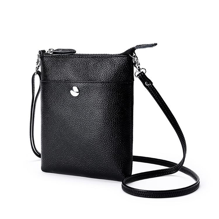 Luxury Handbags Women Bags Designer Genuine Leather Bag Cross Body Messenger Flap Casual Women Purse Shoulder Ladies Hand Bags