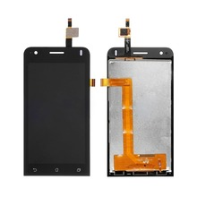 High quality For Asus Zenfone C LCD Screen and Digitizer Full Assembly Replacement high quality for asus zenfone 3 ze552kl lcd screen and digitizer full assembly