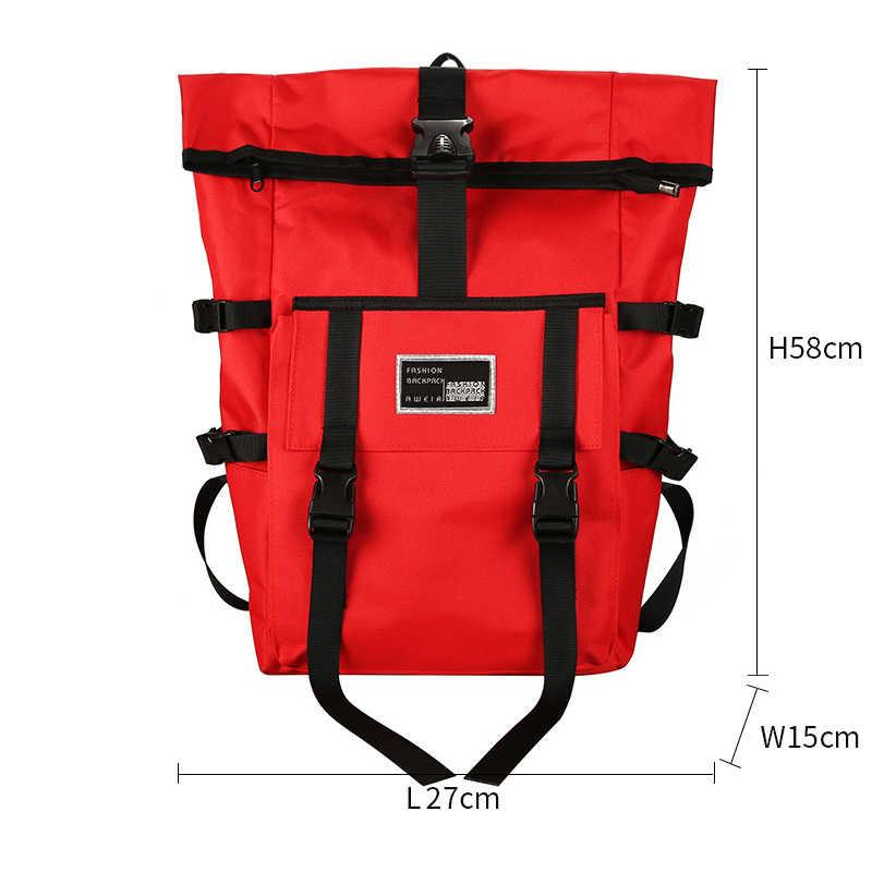 Водонепроницаемый женский рюкзак Oxford с буквенным принтом, школьная сумка для девочек-подростков, школьная сумка высокого качества, рюкзак для путешествий Mochila Feminina