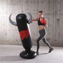 16 м боксерская штанга Из ПВХ надувная сумка mma тайская Тренировка
