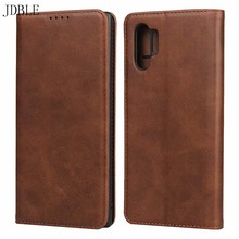 Flip Leather Case Card Holder Holster Magnetic Phone Cover For Samsung Galaxy Note10 Note10Plus Note10Pro Wallet KS0319