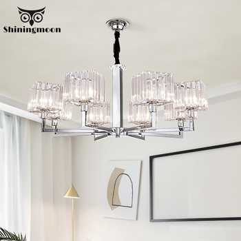 Novelty Crystals LED Chandelier Lighting Fixture Nordic Luxury Large Living Room Hotel Room Decor Hanging Lamp Light Fixtures - DISCOUNT ITEM  20% OFF All Category